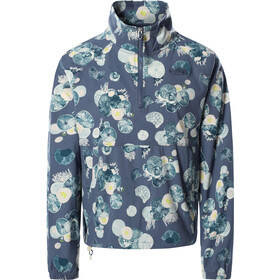 The North Face Printed Class V Windbreaker Women, vintage indigo mushroom abyss print